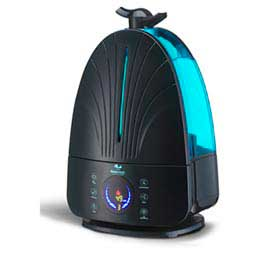 Umidificador de Ar com 3,5 Litros de Capacidade Breath Ion - Relaxmedic