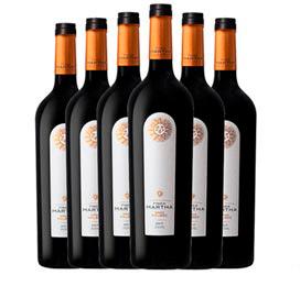 Kit com 06 Unidades de Vinho Tinto Finca La Sonada Gran Malbec 2020 com 750ml