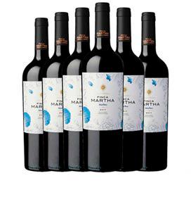 Kit com 06 Unidades de Finca La Sonada Vinho Tinto Malbec 2020 com 750ml