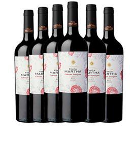 Kit com 06 Unidades de Finca La Sonada Vinho Tinto Cabernet Sauvignon 2020 com 750ml