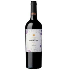 Vinho Tinto Finca Martha Merlot 2020