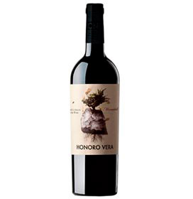 Vinho Tinto Honoro Vera Monastrell 2019 (Ecológico)