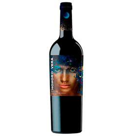 Vinho Tinto Vegano Honoro Vera Tempranillo Rioja 2018