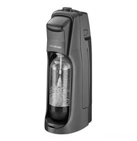 Máquina para Gaseificar Água Jet Preta - Sodastream - 4088930165