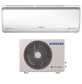 Ar Condicionado Split Inverter Samsung com 24.000 BTUs, Frio, Branco - AR24MVSPBGMNAZ