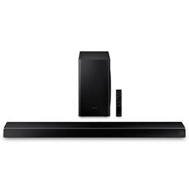 Soundbar Samsung com 5.1 Canais, 360W e Subwoofer Sem Fio - HW-Q60T/ZD