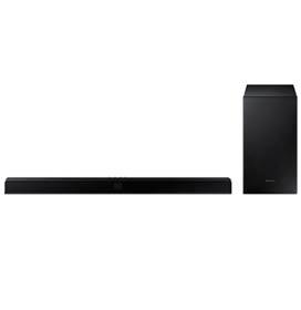 Soundbar Samsung com 2.1 Canais e 320W - HW-T555/ZD