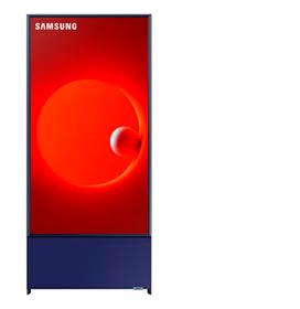 Samsung SmartTV QLED 4K The Sero2020 43, TV Vertical, Som de 60W RMS e 4.1 canais, Modo Retrato, Modo Ambiente 3.0