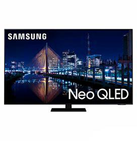 Smart TV 4K Samsung Neo QLED 55, FreeSync Premium Pro, Som em Movimento, Alexa Built in e Wi-Fi - QN55QN85AAGXZD