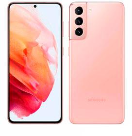 Samsung Galaxy S21 Rosa, com Tela Infinita de 6,2, 5G, 128GB, Câmera Tripla de 12MP+64MP+12MP - SM-G991BZIJZTO