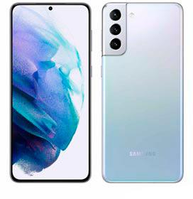 Samsung Galaxy S21+ Prata, com Tela Infinita de 6,7, 5G, 128GB e Câmera Tripla de 12MP + 64MP + 12MP - SM-G996BZSJZTO