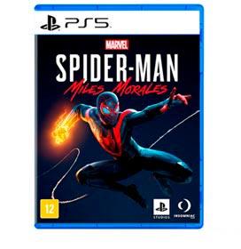 Jogo Marvel s Spider-Man: Miles Morales para PS5