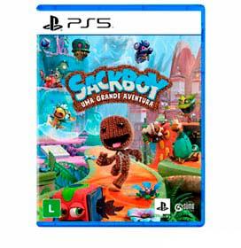Jogo Sackboy: Uma Grande Aventura para PS5