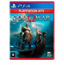 Jogo God Of War Hits para PS4