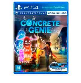 Jogo Concrete Genie para PS4
