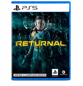 Jogo Returnal para PS5