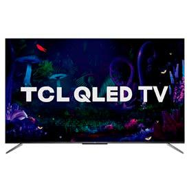 Smart TV TCL QLED Ultra HD 4K 55? Android TV com Google Assistant, Design sem Bordas e Wi-Fi - QL55C715