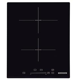 Cooktop Dominó por Indução Tramontina Slider Vitrocerâmico com 02 Bocas e Painel Touch Preto - 94750/221