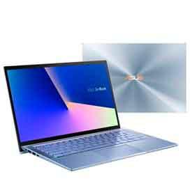 Notebook Asus ZenBook 14, Intel Core i7 10510U, 8 GB, 256 GB SSD, Tela de 14, Azul Claro Metálico - UX431FA-AN203T