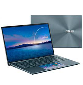 Notebook Asus ZenBook 14, Intel Core i7 1165G7 Iris Xe,8GB,512GB SSD,Tela 14,Segunda Tela ScreenPad 2.0,UX435EA-A5072T