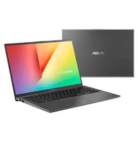 Notebook Asus VivoBook 15, Intel Core I7-10510U, 8GB, 1TB + 256GB SSD, Tela de 15,6, NVIDIA MX230 - X512FJ-EJ571T
