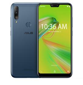 Zenfone Max Shot Azul Asus, com Tela de 6,2, 4 GB, 64 GB e Câmera Tripla de 12MP + 5MP + 8MP - ZB634KL-4D008BR