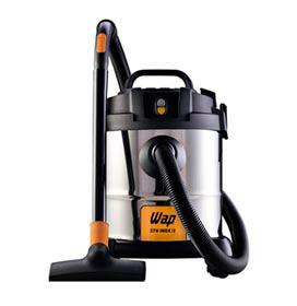 Aspirador de Pó e Água WAP GTW Inox 12 com Capacidade de 12 Litros com Saco para Pó - GTWINOX12