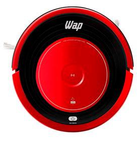 Aspirador de Pó Inteligente WAP Robot W300 com Capacidade de 0,3 Litros com Filtro Coletor HEPA - ROBOTW300