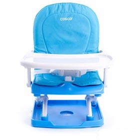 Cadeira de Refeição Portátil Pop Azul - Cosco