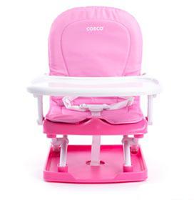 Cadeira de Refeição Portátil Pop Rosa - Cosco