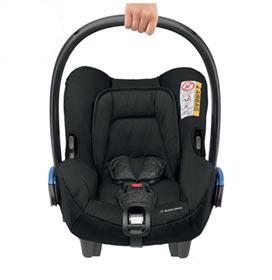 Bebê Conforto Citi Nomad Black - Maxi-Cosi