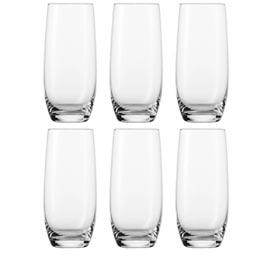 Conjunto de Copos Longdrink Banquet em Cristal Alemão de Titânio 540 ml com 06 Peças - Schott Zwiesel